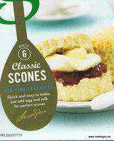 Greens Classic Scones Mix,  Backmischung für Scones