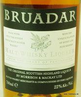 Bruadar Single Malt Whisky Likör