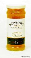 Orangen Marmalade Thick Cut mit Bowmore 12 Jahre Islay Single Malt von Mackays