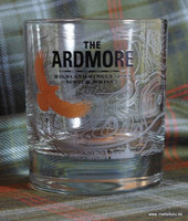 Ardmore Legacy mit Whiskytumbler