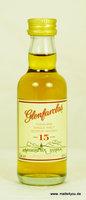 Glenfarclas 15 Jahre Miniatur