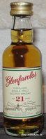 Glenfarclas 21 Jahre Miniatur