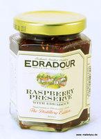 Edradour Raspberry Preserve, Himbeer Fruchtaufstrich mit Edradour Whisky