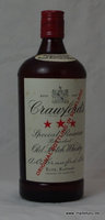 Crawford´s Special Reserve Blended Old Scotch Whisky Three Star
