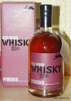 Pfanner Whisky Red Wood Vorarlberger Single Malt, Österreich