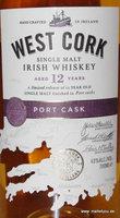 West Cork 12 Jahre Port Cask Irish Single Malt