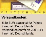 Versandkostenfrei ab 200 EUR