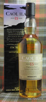 Caol Ila 15 Jahre unpeated, Special Release 2016