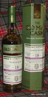 Tobermory 18 Jahre 1996/ 2015 Old Malt Cask