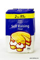 Self Raising Flour -Backfertiges Mehl - 500 g