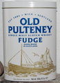 Gardiners of Scotland Old Pulteney Whisky Fudge Handmade 300 g Tin, Gardiners of Scotland